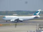 TUILANYAKSUさんが、成田国際空港で撮影したキャセイパシフィック航空 747-412(BCF)の航空フォト(写真)