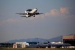 ペア ドゥさんが、千歳基地で撮影した航空自衛隊 E-767 (767-27C/ER)の航空フォト(写真)