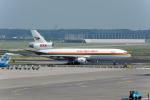 Gambardierさんが、アムステルダム・スキポール国際空港で撮影したDAS エア・カーゴ DC-10-30Fの航空フォト(写真)