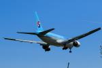 noriphotoさんが、新千歳空港で撮影した大韓航空 777-2B5/ERの航空フォト(写真)