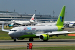 noriphotoさんが、新千歳空港で撮影したジンエアー 737-8SHの航空フォト(写真)