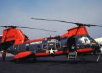 チャーリーマイクさんが、岩国空港で撮影したアメリカ海兵隊 CH-46Aの航空フォト(写真)