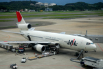 kaz-bbさんが、福岡空港で撮影した日本航空 DC-10-40Iの航空フォト(写真)