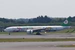 prado120さんが、成田国際空港で撮影したエバー航空 777-35E/ERの航空フォト(写真)