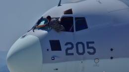 オキシドールさんが、米子空港で撮影した航空自衛隊 C-2の航空フォト(写真)