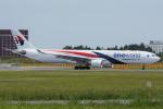 Tomo-Papaさんが、成田国際空港で撮影したマレーシア航空 A330-323Xの航空フォト(写真)