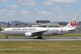 Itami Spotterさんが、伊丹空港で撮影した日本航空 767-346/ERの航空フォト(写真)