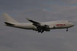 木人さんが、成田国際空港で撮影したウエスタン・グローバル・エアラインズ 747-446(BCF)の航空フォト(写真)
