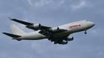 パンダさんが、成田国際空港で撮影したウエスタン・グローバル・エアラインズ 747-446(BCF)の航空フォト(写真)