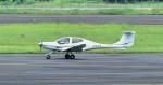 kamerajiijiさんが、福島空港で撮影したアルファーアビエィション DA40 Diamond Starの航空フォト(写真)