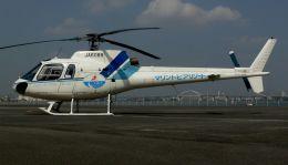 舞洲ヘリポート - Maishima Heliportで撮影された舞洲ヘリポート - Maishima Heliportの航空機写真