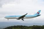 wingace752さんが、青森空港で撮影した大韓航空 A330-323Xの航空フォト(写真)