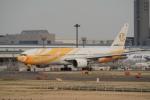 ピロートさんが、成田国際空港で撮影したノックスクート 777-212/ERの航空フォト(写真)