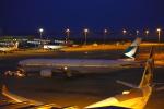 きったんさんが、中部国際空港で撮影したキャセイパシフィック航空 777-267の航空フォト(写真)