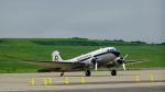 kazuhikoさんが、福島空港で撮影したスーパーコンステレーション飛行協会 DC-3Aの航空フォト(写真)