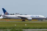 Tomo-Papaさんが、成田国際空港で撮影したユナイテッド航空 777-222の航空フォト(写真)
