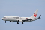 LEGACY747さんが、那覇空港で撮影した日本トランスオーシャン航空 737-8Q3の航空フォト(写真)