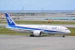 LEGACY747さんが、那覇空港で撮影した全日空 787-8 Dreamlinerの航空フォト(写真)