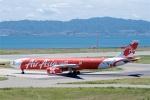 goshiさんが、関西国際空港で撮影したエアアジア・エックス A330-343Xの航空フォト(写真)