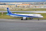 LEGACY747さんが、那覇空港で撮影した全日空 A321-211の航空フォト(写真)