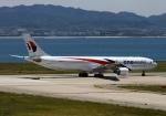 LOTUSさんが、関西国際空港で撮影したマレーシア航空 A330-323Xの航空フォト(写真)