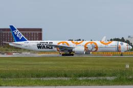 Tomo-Papaさんが、成田国際空港で撮影した全日空 777-381/ERの航空フォト(写真)