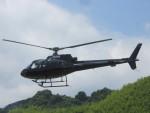 kamonhasiさんが、静岡ヘリポートで撮影した日本法人所有 AS350B Ecureuilの航空フォト(写真)
