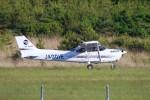 JA882Aさんが、能登空港で撮影した愛媛航空 172R Skyhawkの航空フォト(写真)