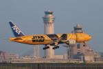 ceskykrumlovさんが、羽田空港で撮影した全日空 777-281/ERの航空フォト(写真)