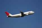 MOHICANさんが、成田国際空港で撮影した日本航空 747-446の航空フォト(写真)