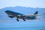 水月さんが、関西国際空港で撮影したベトナム航空 A330-223の航空フォト(写真)