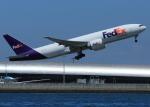 suke55さんが、関西国際空港で撮影したフェデックス・エクスプレス 777-FS2の航空フォト(写真)