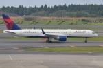 amagoさんが、成田国際空港で撮影したデルタ航空 757-26Dの航空フォト(写真)