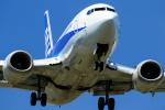 noriphotoさんが、新千歳空港で撮影したANAウイングス 737-54Kの航空フォト(写真)
