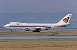 Gambardierさんが、伊丹空港で撮影したタイ国際航空 747-2D7Bの航空フォト(写真)