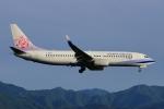 うらしまさんが、高松空港で撮影したチャイナエアライン 737-8ALの航空フォト(写真)