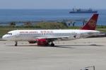 KAW-YGさんが、那覇空港で撮影した吉祥航空 A320-214の航空フォト(写真)