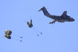ぽんさんが、米子空港で撮影した航空自衛隊 C-1の航空フォト(写真)
