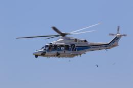 ぽんさんが、米子空港で撮影した海上保安庁 AW139の航空フォト(写真)