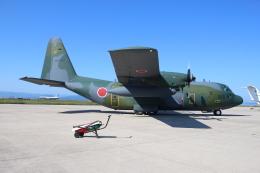 ぽんさんが、米子空港で撮影した航空自衛隊 C-130H Herculesの航空フォト(写真)
