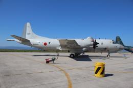 ぽんさんが、米子空港で撮影した海上自衛隊 P-3Cの航空フォト(写真)