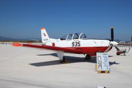 ぽんさんが、米子空港で撮影した航空自衛隊 T-7の航空フォト(写真)