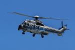 tecasoさんが、関西国際空港で撮影した海上保安庁 EC225LP Super Puma Mk2+の航空フォト(写真)