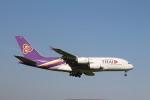 bb212さんが、成田国際空港で撮影したタイ国際航空 A380-841の航空フォト(写真)