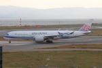 bb212さんが、関西国際空港で撮影したチャイナエアライン A350-941XWBの航空フォト(写真)