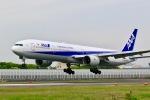 junjunskywalkerさんが、伊丹空港で撮影した全日空 777-381の航空フォト(写真)