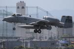 TAKA-Kさんが、横田基地で撮影したアメリカ空軍 A-10C Thunderbolt IIの航空フォト(写真)