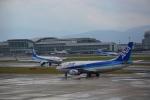 HISAHIさんが、福岡空港で撮影したANAウイングス 737-5Y0の航空フォト(写真)