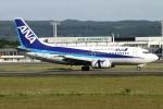 RJBB Spotterさんが、熊本空港で撮影したANAウイングス 737-54Kの航空フォト(写真)