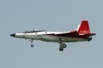 なぞたびさんが、岐阜基地で撮影した防衛装備庁 X-2 (ATD-X)の航空フォト(写真)